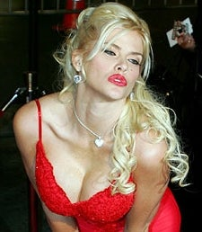 'The Economist' Salutes Anna Nicole Smith's Rack