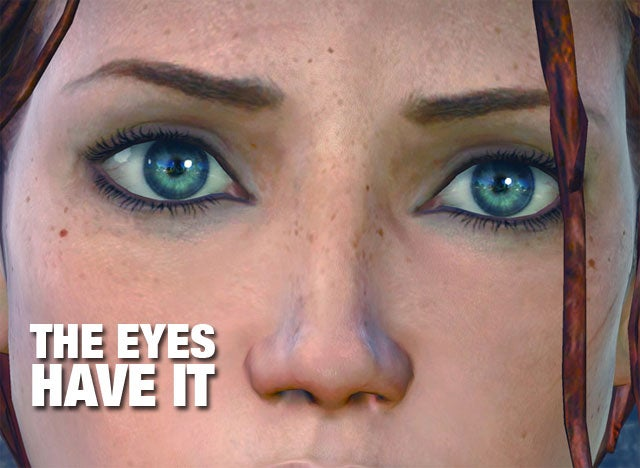 The Key To Lifelike Faces Lies In The Eyes