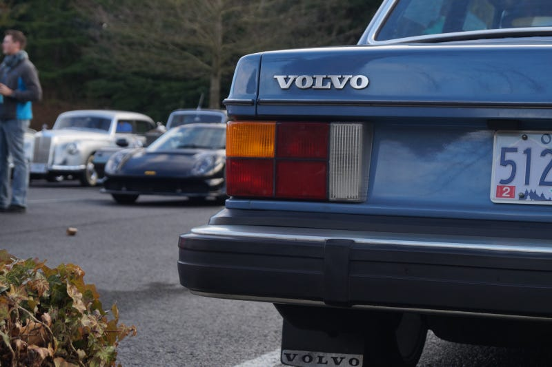 Cars and Coffee Portland Photo Gallery 2/1/14