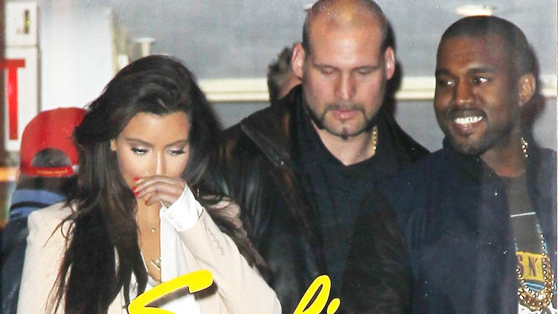 Kim and Kanye Ate at a Restaurant the Amazing Pizza Goat Likes