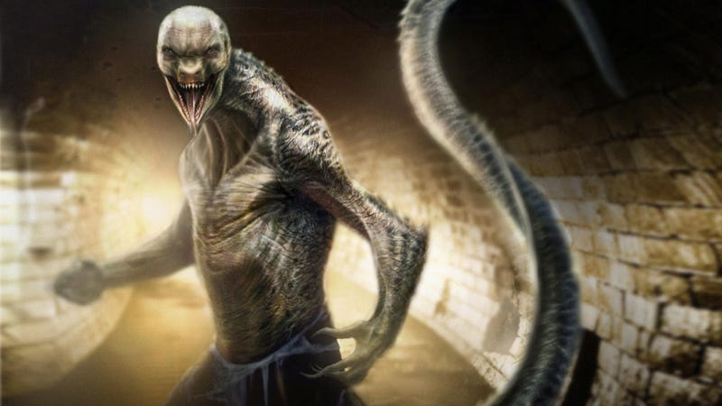 This is what the Lizard could have looked like in Sam Raimi's Spider-Man movies