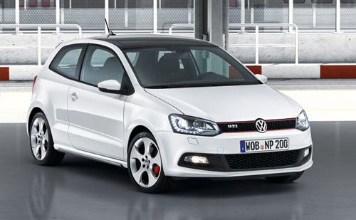 2010 VW Polo GTI: A Rocket We'd Pocket If U.S. Dealers Could Stock It
