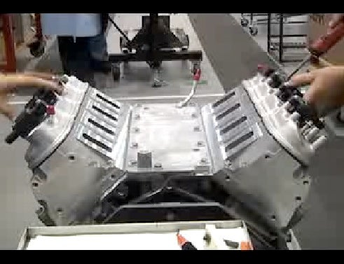 Building The 638 HP LS9 Corvette ZR1 Engine