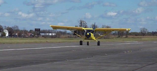The Coolest STOL Planes