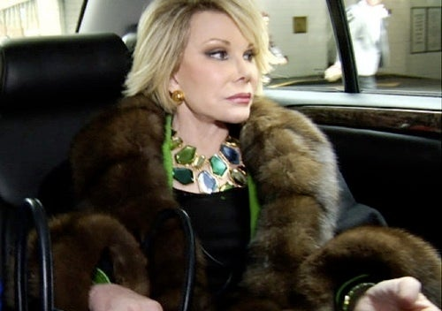 "Joan Rivers: A Piece Of Work: ""Funny, Heartbreaking, And Casually Profound"""