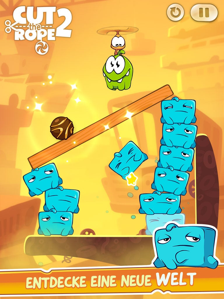 Cut The Rope 2 Is A Great Reason To Give Its Creators More Money