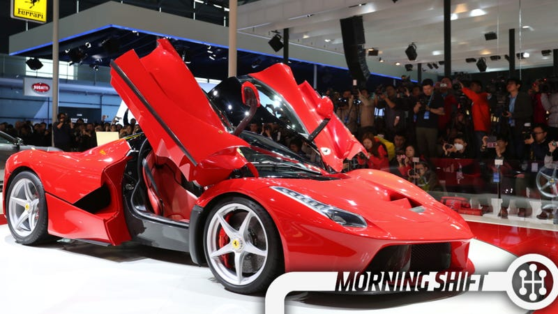 How Ferrari Makes More Money By Not Selling You Their Cars