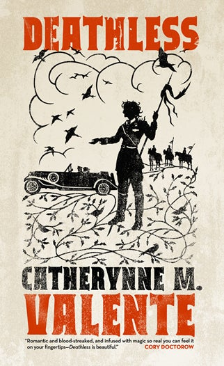 "Read an excerpt from ""Deathless,"" Catherynne M. Valente's Soviet update of Russian folklore"