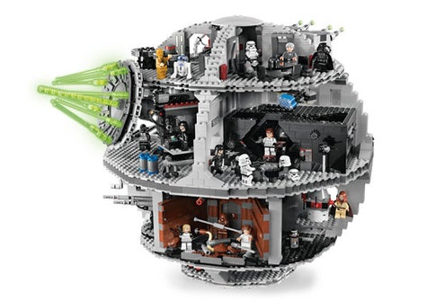 Lego Star Wars Death Star Diorama Now Available—Rebel Alliance and Free Time Beware!