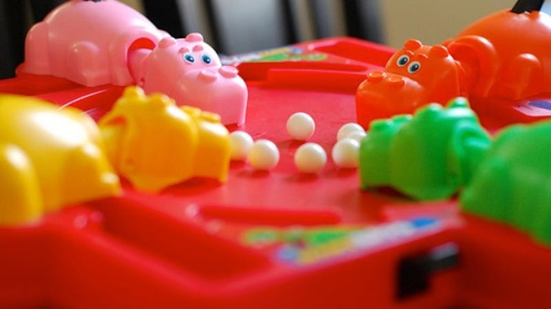 Would You Go See a Hungry Hungry Hippos Movie?