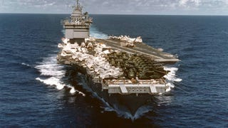 40 Years Ago Today The <i>Enterprise </i>Headed Home After Evacuating Saigon