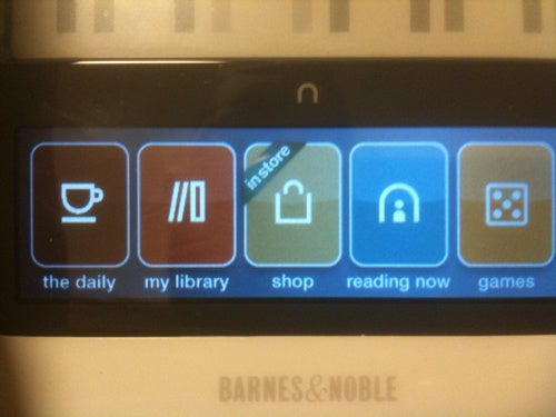 Nook Update 1.3 Brings Apps, A Web Browser and Faster Page Turns