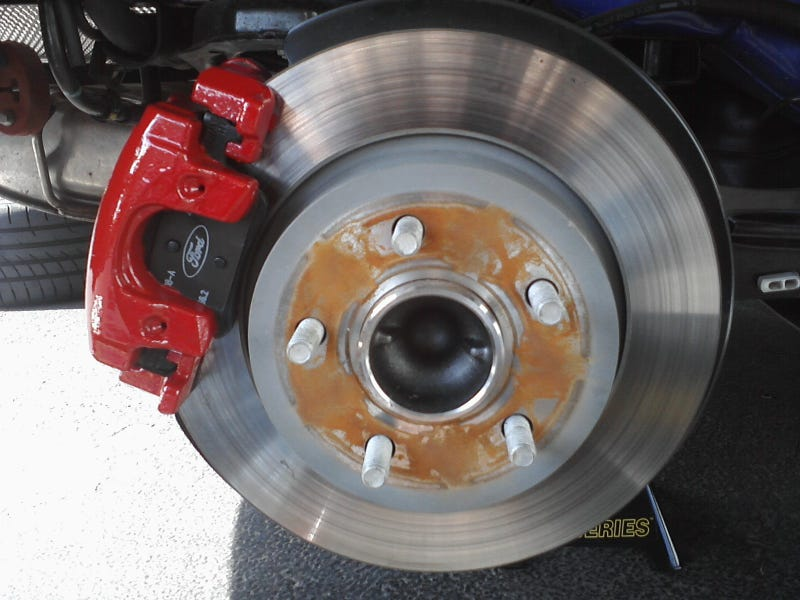 Question about my brakes