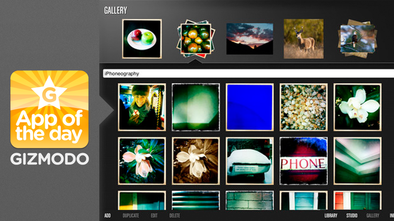 Pholium: Make Photo Albums You'll Actually Look At