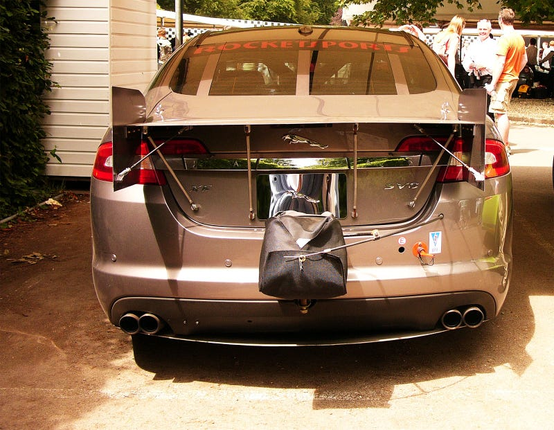 Jaguar XFR Prototype: Fastest Jaguar Ever