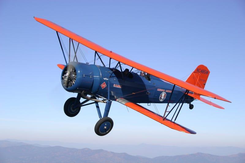 Plane of the Day - Stearman C3B