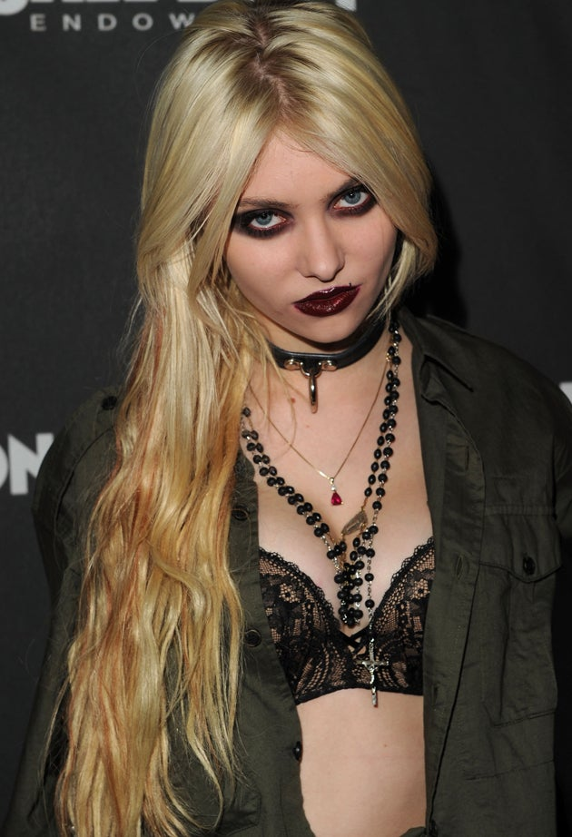 Shocker: Taylor Momsen Is Miserable