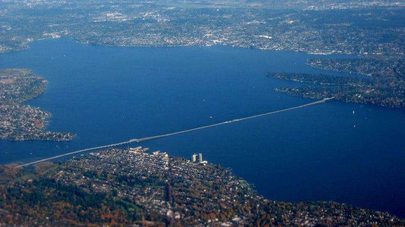 The World's Longest Floating Bridge Is No Longer Dying