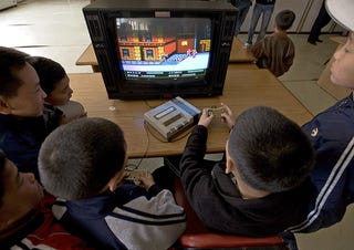 Wow, Double Dragon Played In North Korea
