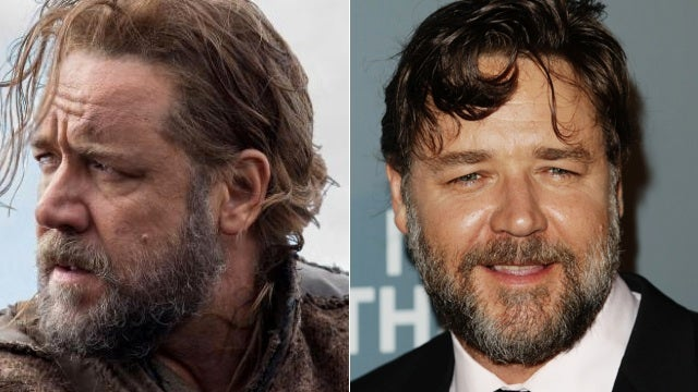"Russell Crowe as ""Noah"" Looks Just Like Russell Crowe as ""Russell Crowe"""