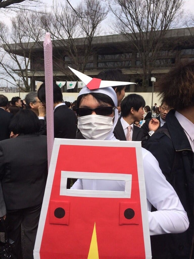 Cosplay Makes This The Best Graduation Ceremony in Japan