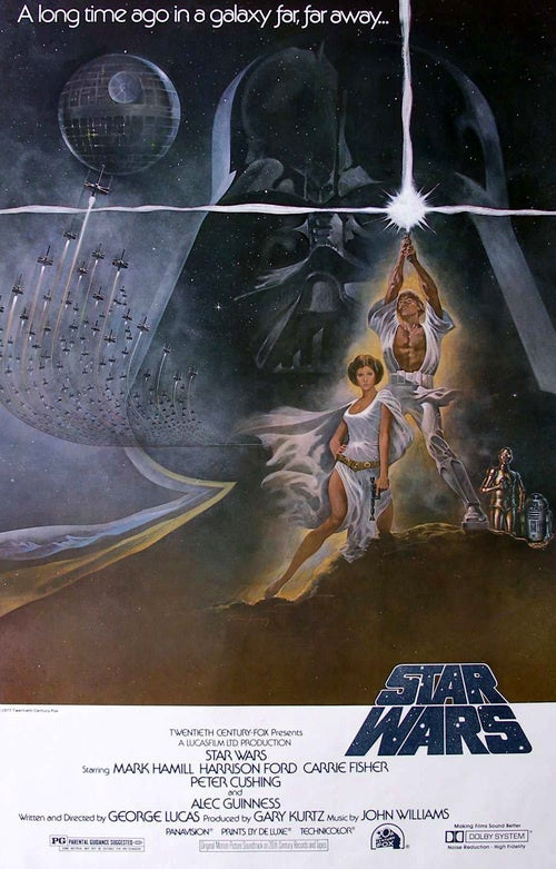 No, George Lucas, I Will NOT Buy Star Wars on Blu-Ray