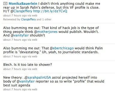 Could Sarah Palin Actually Benefit From A Hatchet Job?