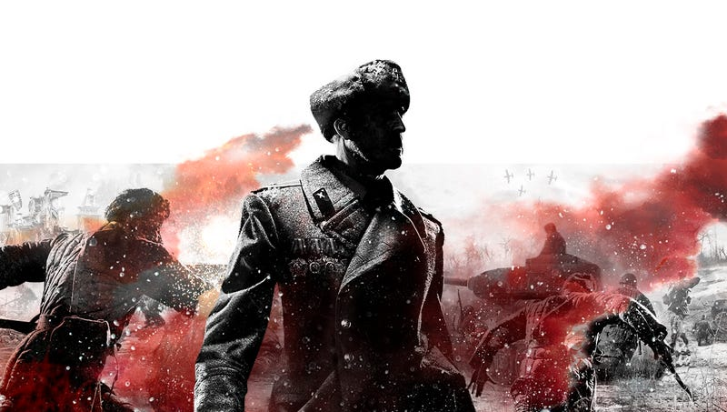 I Was Impressed By Company of Heroes 2's Fire And Snow