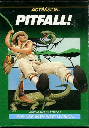 Pitfall Bag Celebrates Man's Two Passions: Adventure and Needlepoint