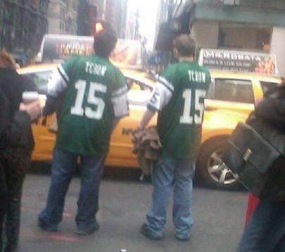 Nike Wins: Tim Tebow Jets Jerseys Are Now Illegal