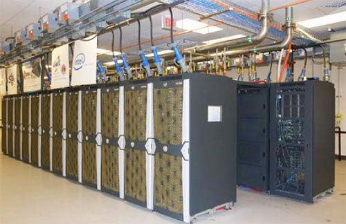 Intel Supercomputer Predicts Gulf Oil Spill's Path