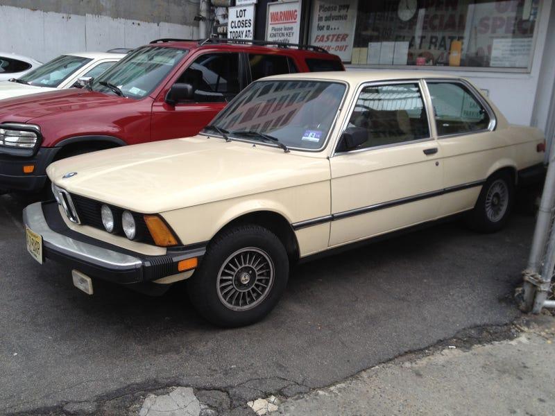Cars that don't get enough love: BMW E21