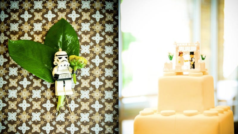 This is Every Lego Lover's Dream Wedding