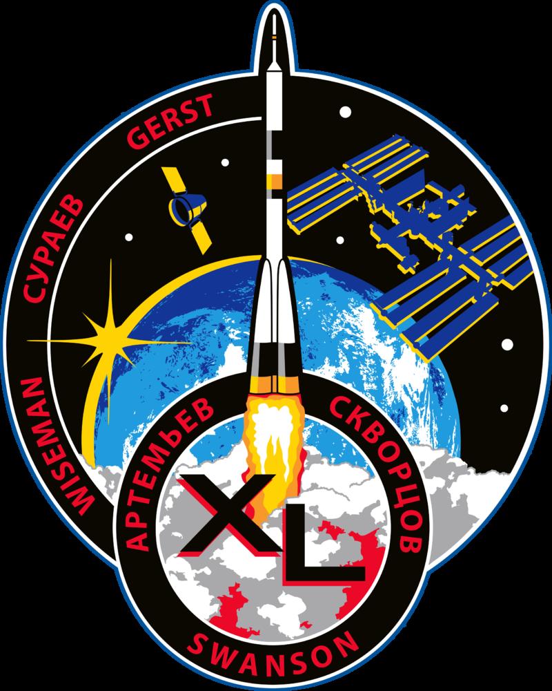 Browncoat Astronaut Designed a Klingon Mission Patch!