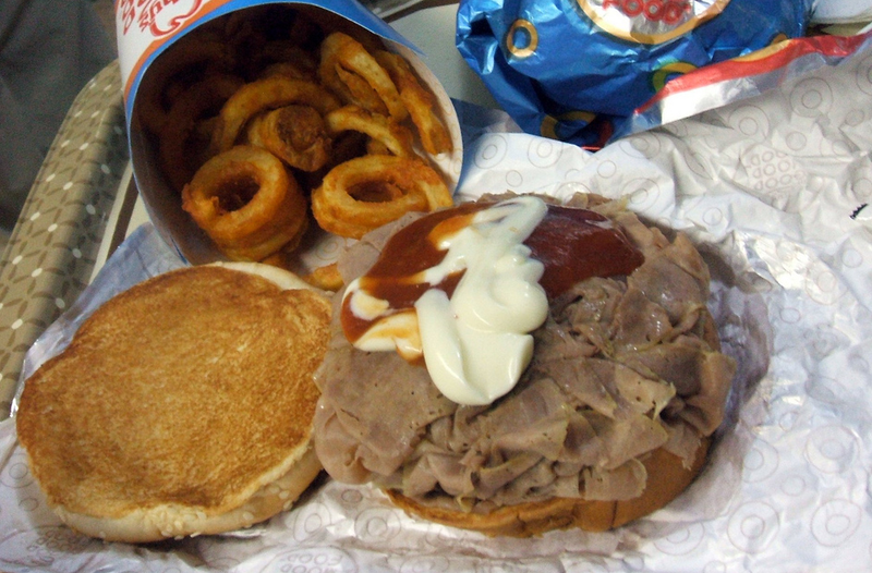 Does Fear of Eating Human Finger Parts Lessen Your Enjoyment of Arby's Roast Beef?