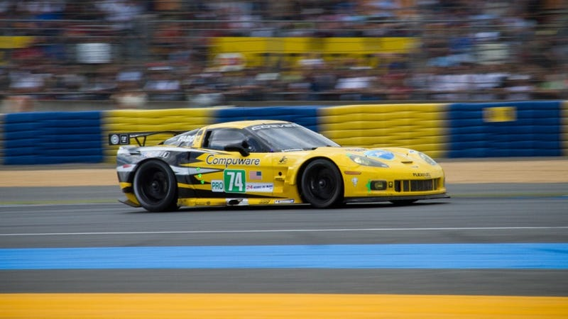 2011 24 Hours of LeMans: The starting grid