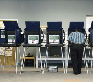Ohio Voting Machines Messed With During Recent Primaries