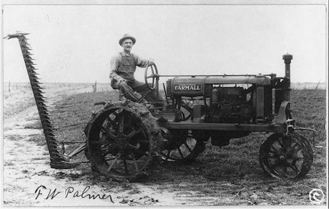 1931's Remote-Controlled Farm of the Future