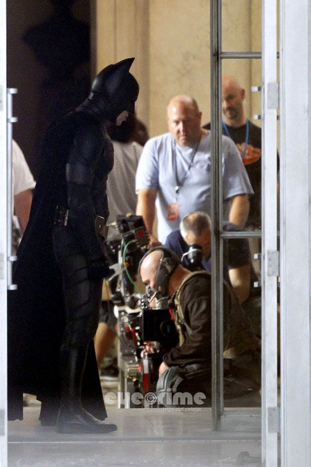 The Dark Knight Rises Character Pictures