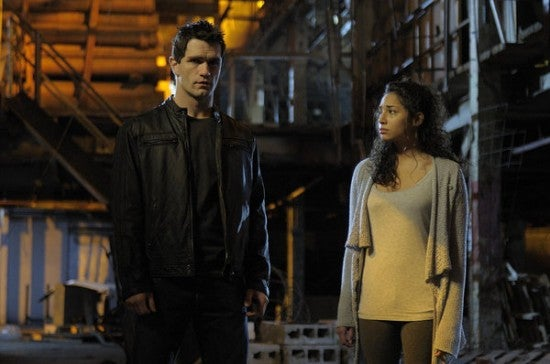 Being Human season finale photos