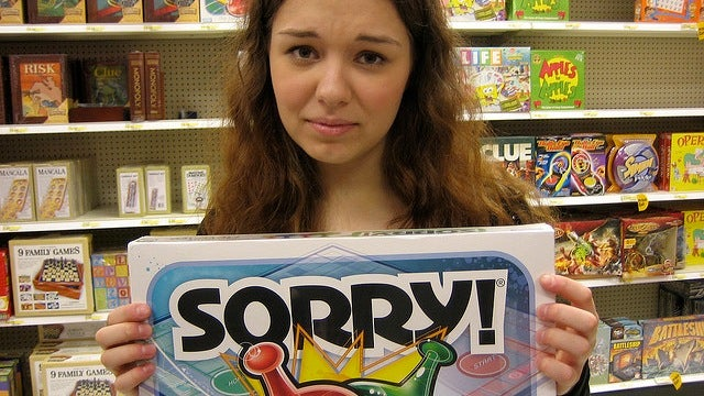 Why Refusing to Apologize Feels Better than Apologizing