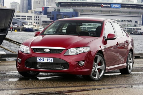Full Details On Ford Australia's Multi-Flavored FPV Falcon Lineup