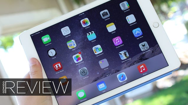 iPad Air 2 Review: When Thin Actually Means Something