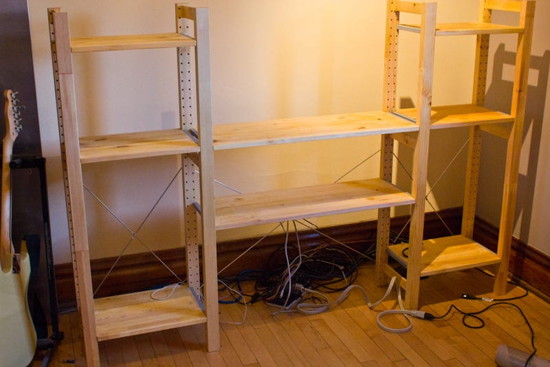 How to Build a Basic Standing Desk