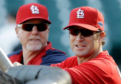 A Fully Redeemed Mark McGwire Will Be The Dodgers' Hitting Coach