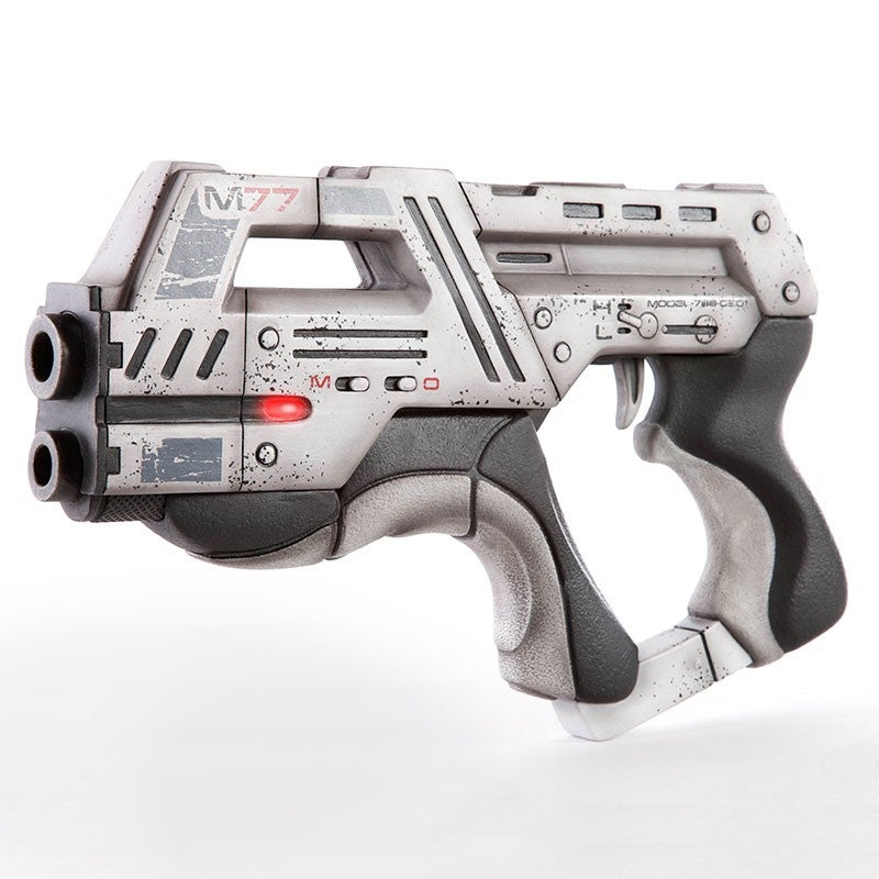 Now You Can Buy Your Very Own Official Replica Mass Effect Pistol