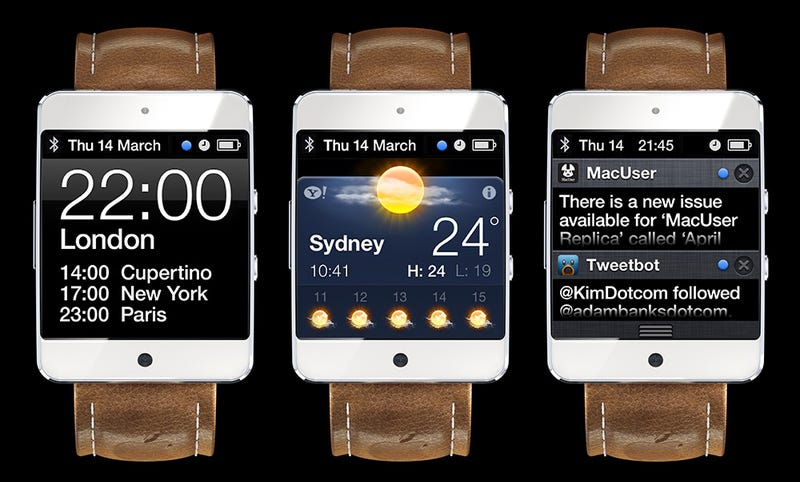 The Nicest Apple iWatch Concept Yet