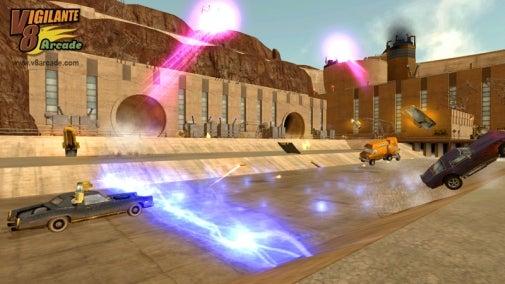 Vigilante 8 Arcade Finally Submitted To XBLA