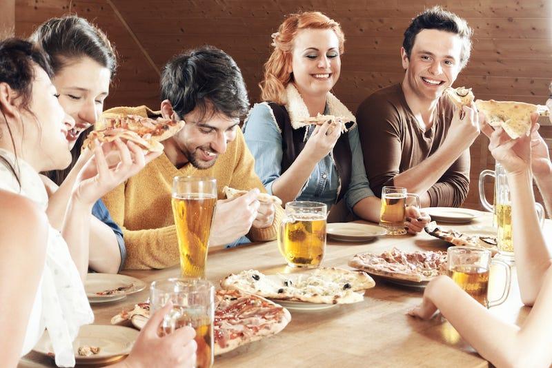 Ban Free Pizza at Bars