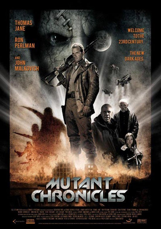 Mutant Chronicles: Where Ron Perlman Is Mankind's Holy Savior